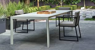 Dehors Dining Table By Ligne Roset Modern Cafe Tables Los Angeles