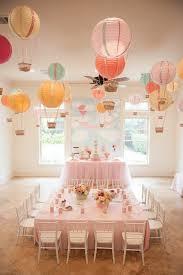 decoration pour anniversaire cool idées pour la décoration d anniversaire originale archzine fr