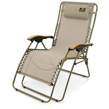 Alpine Design Oversized Zero Gravity Chair by Alps Mountaineering Wide Lay Z Lounger Nylon Mesh 654063
