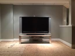 Sony Sxrd Lamp Replacement Instructions by Best Sony Sxrd 60inch Stand For Sale In Stouffville Ontario For