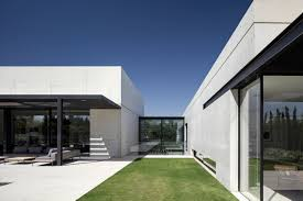 100 Design Of Modern House A Composed Of Two Concrete Structures Milk