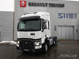 Renault T460 SC 6x2 Euro 6_truck Tractor Units Year Of Mnftr: 2015 ...