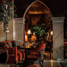 100 Nomad Architecture Decorative And Moody NoMad Los Angeles Hotel Opens In Former Bank