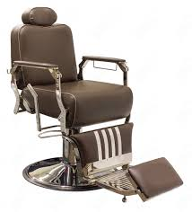 Koken Barber Chair Antique by Theo Vintage Barber Chair