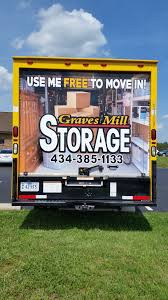 Free Moving Truck Rental - Graves Mill Storage