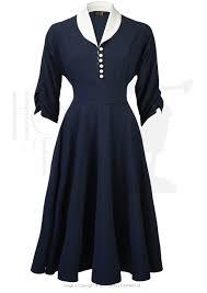 1950s Connie Swing Dress