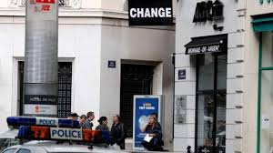 de change lyon un bureau de change attaqu 233 dans le centre ville