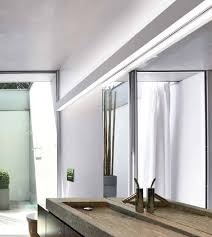 log out up led klein wandleuchte molto luce