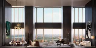 100 World Tower Penthouse Listings Go Live At The Worlds Skinniest Skyscraper 111 West 57th
