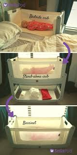 Halo Bed Rail by Best 25 Bedside Bassinet Ideas On Pinterest Baby Bedside