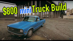 100 Mazda Mini Truck Special Dirtcheapdaily Ep49 YouTube