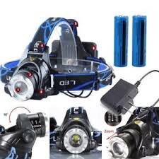 Head Lamp by Us 20000lm Tactical Headlight Xm L T6 Led Rechargeable Headlamp