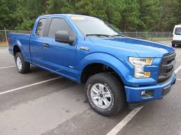 2015 Used Ford F-150 4WD SuperCab 145