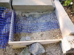 sacré chantier comment faire un escalier en béton extérieur