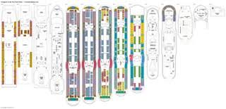 Azamara Journey Deck Plan 2017 by Navigator Of The Seas Deck Plans Diagrams Pictures Video