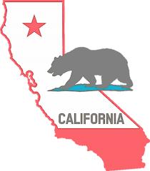 California Map Png Transparent PNG Images