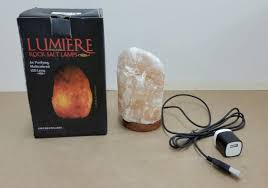 Spencers Lava Lamp Contest michaels recalls rock salt lamps due to shock and fire hazards
