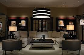 contemporary and modern lighting modern living room chicago