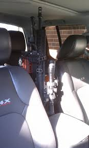 Floor Mounted Rifle Rack - Nissan Frontier Forum Overhead Gun Rack For Your Truck By Rugged Gear Review Youtube Apex Adjustable Steel Headache Discount Ramps Tactical Racks For Trucks Metal Best Hrx Series Federal Signal Redrock 4x4 Wrangler Quickdraw J1093 8718 Carrying Rifles In Cars Northwest Firearms Oregon Washington Great Day Centerlok Chevy Colorado Gmc Canyon Or Suv Bench Seat Dual Weapon Model 1 Qd800 30h X 9w 7d A Franken Gun