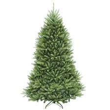 Hobby Lobby Pre Lit Led Christmas Trees by National Tree Company 7 Ft Dunhill Fir Hinged Artificial