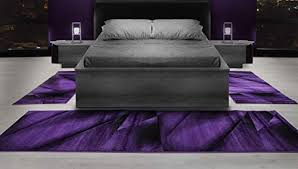 läufer homebyhome moderner design konturschnitt teppich 3tlg