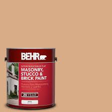 Seal Krete Floor Tex Home Depot by Behr 1 Gal 65501 Tan Granite Grip Interior Exterior Concrete