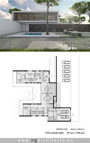 100 Modern Residential Architecture Floor Plans Pin On Modern House Plans