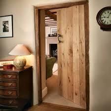 Andover Solid Rustic Oak Doors