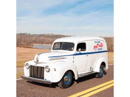 100 Panel Trucks 1946 Ford Truck For Sale ClassicCarscom CC936105