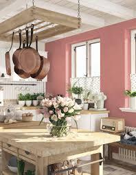 innenräume einrichten im landhaus stil alpina farben