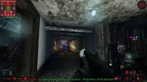 killing floor scrake only mutator killing floor disorientated fleshpound