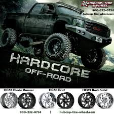 100 Off Road Truck Wheels Newly Added Hardcore To Our Site