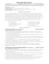 Government Job Cover Letter Examples Samples Styles