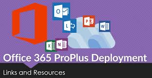 fice 365 ProPlus Deployment Links and Resources o365info