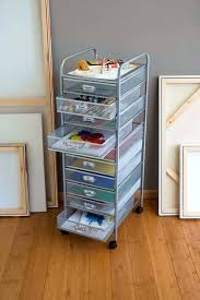 Rolling Storage Carts With Drawers Walmart 10 Drawer Rolling