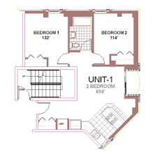 104 Two Bedroom Apartment Design 2 3 And 4 S The Aberdeen S
