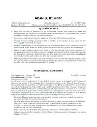 Headline For Resume Examples A What Is Corporate Attorney Samples Example