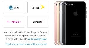 iPhone 7 Models From AT&T and T Mobile Do Not Support CDMA