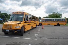Officials Remind Drivers Of Bus Safety Laws Before School Starts In ...