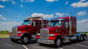 100 Allstate Trucking Peterbilt Shows Off Model 567 Awards Dealers Of The Year Fleet Owner