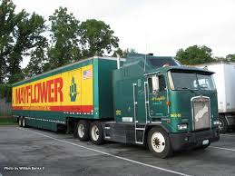 Mayflower | Moving Vans | Pinterest | Trucks, Kenworth Trucks And ...