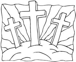 Religious Coloring Pages For Preschooler