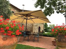 Large Cantilever Patio Umbrella by Guide How To Choose The Best Market Umbrella For Your Business