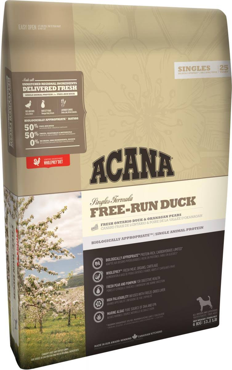 Acana Free Run Duck 11.40 kg
