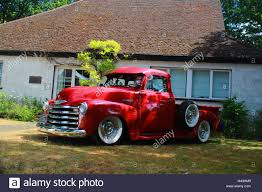 100 1950 Chevrolet Truck Chevy Truck Stock Photo 122945097 Alamy