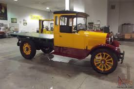 1924 Dodge/Graham Brothers 1.5 Ton Truck; Restored; AACA Award Winner