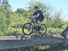 Knob Hills MTB Trail Mountain Bike Trail Roanoke Texas