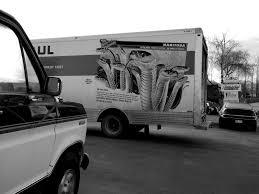 100 Largest U Haul Truck Luminance Noise Stephen Cysewski Snakes Spenard Alaska