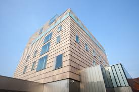 100 Architects Stirling The New Art Gallery Walsall Architects Caruso St John Win