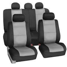 FH GROUP FH-FB083115 Neoprene Waterproof Car Seat Covers Airbag ...